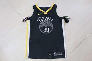 Nike NBA Golden State Warriors Stephen Curry Swingman Jersey