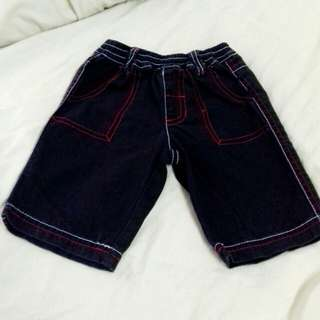 Baby Short Pant (Jeans)