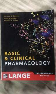 Pharmacology, 12th edition
