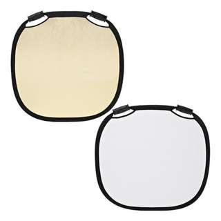 """[BN] Profoto Collapsible Reflector - Sunsilver/White - 33"""""""