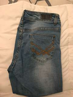 Evolution clothing jeans size 12 (fits 10-12)