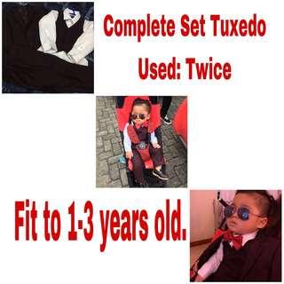 Complete Set Tuxedo