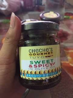 Cheches Gourmet Tuyo SWEET AND SPICY 150ml