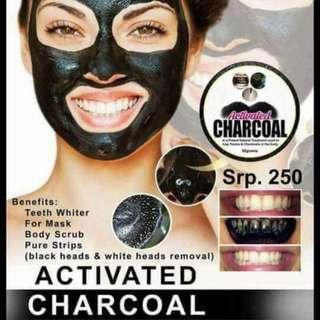 Active Charcoal mask