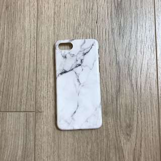 🚚 I7 iphone7 大理石軟殼