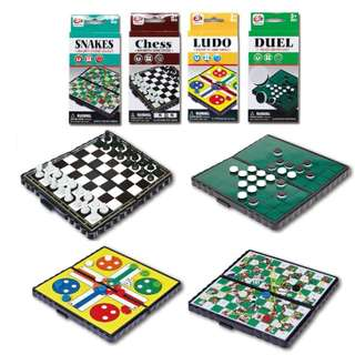 (Preorder Bulk Purchase) Magnetic Travel Board Games x 12sets