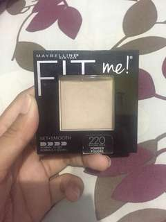 Maybelline Fit Me Pressed Powder