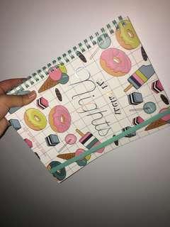 Typo Notebook (Last Friday Night)