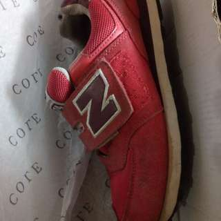 For Sale New Balance agoes for kids