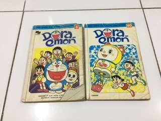 Komik Doraemon vol 6 & 40