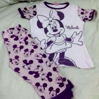 Minnie Mouse Pyjamas #letgo4raya