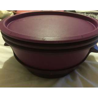 Tupperware Microsteamer with instructions