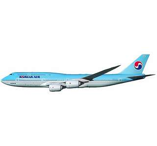 (Phoenix Models) Korean Air Boeing B747-8i
