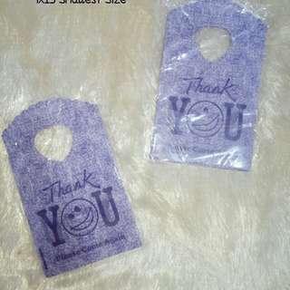 Printed Plastic Bags per Dozen