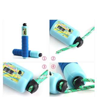 (Preorder Bulk Purchase) Counter Skipping Rope x10pcs