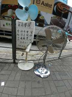 "Vintage Bestron Fan  復古金屬電風扇 (15-16""左右)"