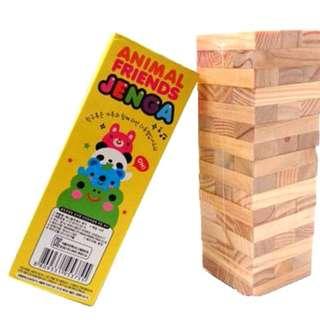 (Preorder Bulk Purchase) Mini Jenga Blocks x10pcs