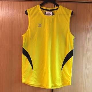 FBT sportswear, ladies top, singlet, training