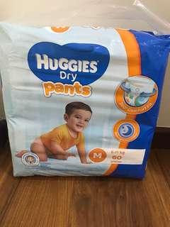 Huggies Dry Pants M