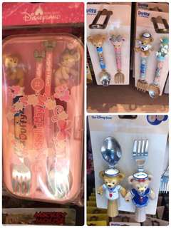 Disney Duffy餐具