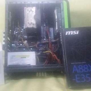 CPU SET