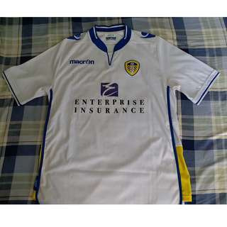 2012-2013 列斯聯 主場球衣 Leeds United Home Jersey
