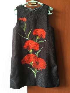 Pretty dresses . New condition, 1 time wear only .
