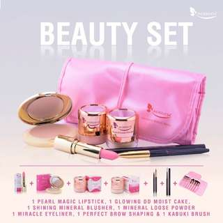 nurraysa beauty set