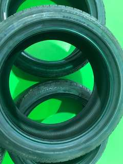 BRIDGESTONE JAPAN TYRE  224/45/17 4ps
