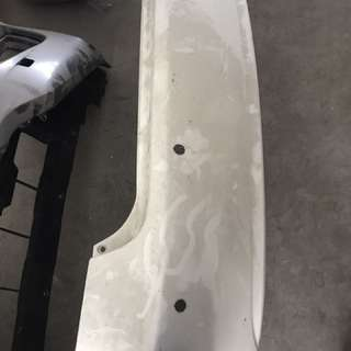 used honda civic 12 rear bumper