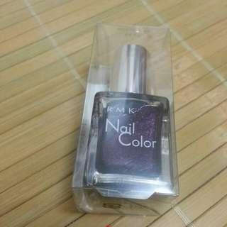 RMK絕色指甲油 12ml EX-07灰紫