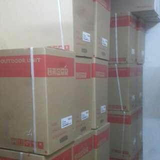 Aircond 1.5hp
