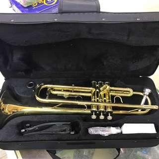 Moller trumpet