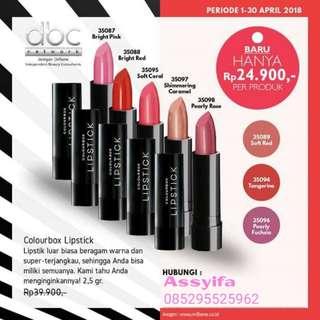 Lipstick colourbox oriflame