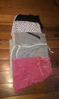 Bundle of shorts