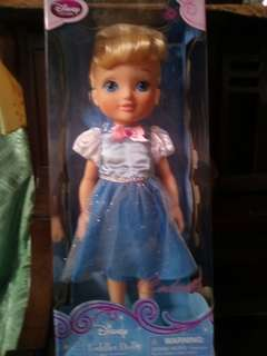 Cinderella toddler doll (from US)