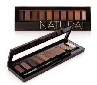 Forever 21 Natural Eyeshadow Palette