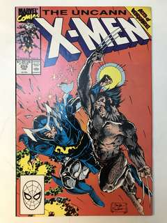 Uncanny X-Men # 258