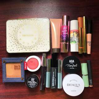 Preloved Makeup