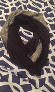 Ombre snood scarf