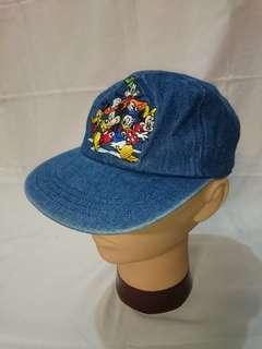 🚚 Disney牛仔帽子 兒童帽 童裝