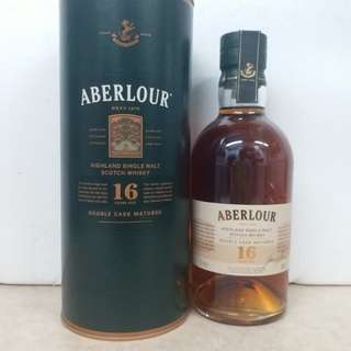 Aberlour 16y Douele cask matured 700ml whisky