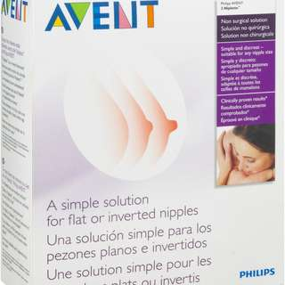 Philips Avent Niplette for Flat/ Inverted Nipples (Single)