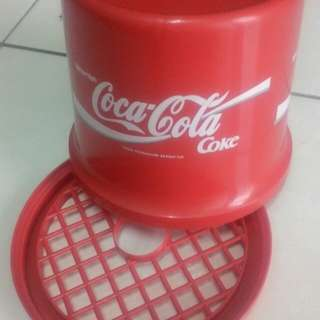 kotak tisu coke