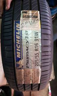 Michelin 205/55/16 Primacy