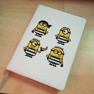 Minion note book