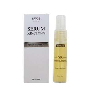 Serum kinclong ertos