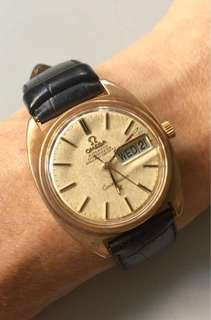 Omega Constellation Automatic Chronometer Vintage  Watch