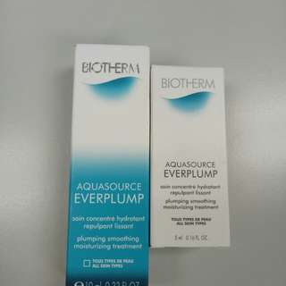BN Biotherm Aquasource Everplump