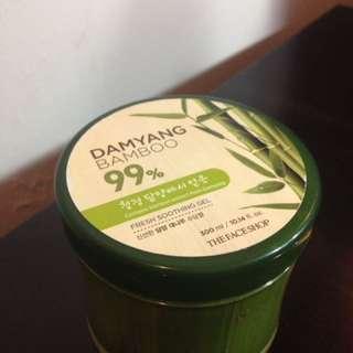 (Preloved) The Face Shop Damyang Bamboo Gel
